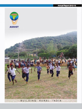 ASSIST annual report 2012-2013