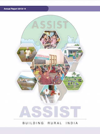 ASSIST annual report 2013-2014